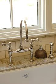 perrin and rowe old fashioned wall mount sink
