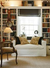 Ceiling Bookshelves by Floor To Ceiling Bookcases Transitional Den Library Office