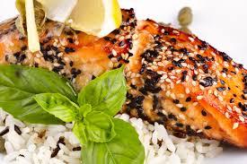 cuisiner pave de saumon pavé de saumon au sésame et au pavot mes recettes faciles