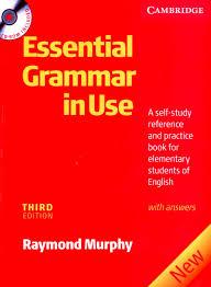 essential grammar in use 3rd edition buy essential grammar in