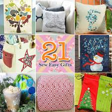 21 sew special gifts you can make