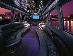 limousine hummer inside saugus limousine service airport transportation saugus limo ca