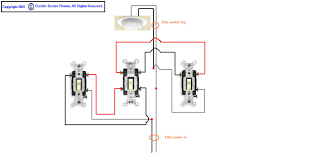 4 way switch wiring diagram light middle gooddy org