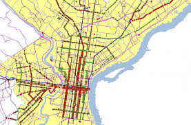 septa map planphilly what if septa had a better map a rider tried