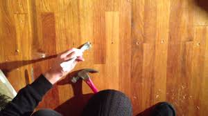 Hardwood Floor Nails How To Remove Nails From Hardwood Floor
