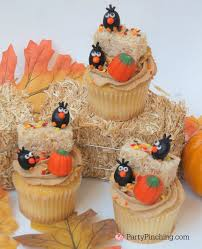 cupcakes for harvest fall autumn thanksgiving