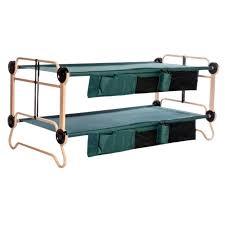 Portable Bunk Beds Portable Bunk Bed 2 Person Outdoor Sleeping Gear Hammock Cot