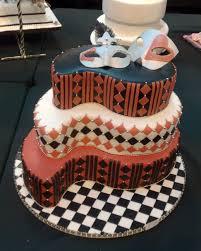 3 tier red white u0026 black wedding cake nouveauxcakes