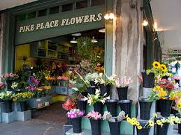 flower stores pike place flowers seattle shopping districts seattle