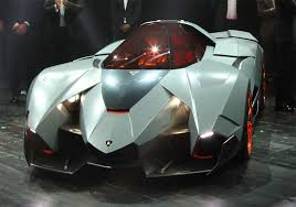 how much does a lamborghini egoista cost concept egoista lamborghini rear would look like a spaceship with