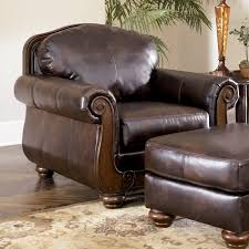 Ashley Swivel Chair by Holmwoods Furniture And Decorating Center Chairs