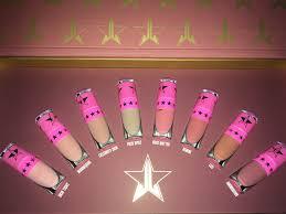 Miniature Jeffree Star Lipstick Dollhouse by Jeffree Star Cosmetics Mini Vol 1 Swatches U0026 Review