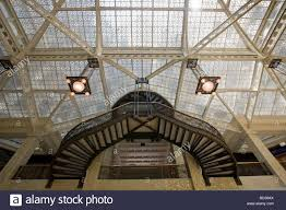 the rookery building frank lloyd wright remodeled interior chicago
