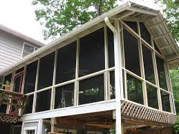 screened porch panels in chapel hill north carolina