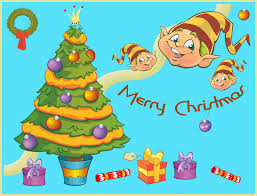 clipart merry christmas background