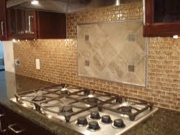 Kitchen Backsplashglass Tile And Slate by Kitchen Elegant Cherry Cabinet Granite Countertop Slate Glass