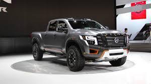 nissan titan detroit auto show nissan titan warrior concept debuts in detroit autoweek