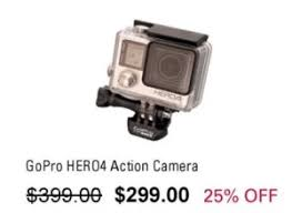 black friday gopro deals best black friday dslr and digital camera deals in 2015