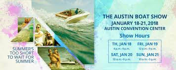 attend austin boat show