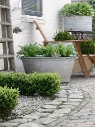 best 25 galvanized planters ideas on pinterest metal planters