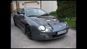 toyota celica custom celica 2 0gt tuning before u0026 after youtube