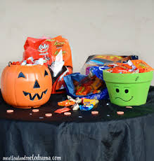 Glow In The Dark Table by Glow In The Dark Halloween Candy Bowls Meatloaf And Melodrama