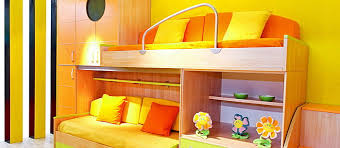 Bedtime Inc Bunk Beds 7 Built In Bunk Beds Will Care