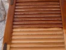persiane alla romana persiane legno arredamento mobili e accessori per la casa