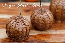 28 halloween caramel apples recipe candy coated caramel