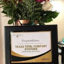 Total Comfort Hvac Texas Total Comfort Systems 12 Photos Heating U0026 Air