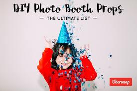 diy photo booth props diy photo booth props the ultimate list