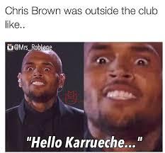 Chris Brown Meme - black twitter on fire over chris brown and karrueche tran s memes