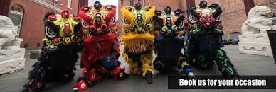 lion dancer book melbourne lion