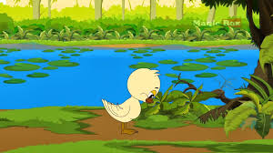 malayalam animation story for children ugly duckling kids videos