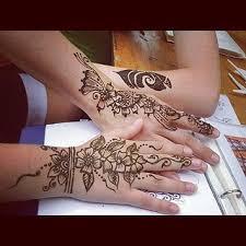 henna design lettering patterns free black henna