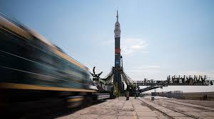 crew will take two day ride on upgraded soyuz space station