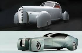 rolls royce 103ex rolls royce украл идею 103ex у концепта tasco 1948 года