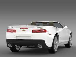 2014 camaro convertible ss chevrolet camaro ss convertible 2014 by creator 3d 3docean
