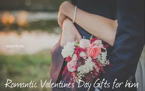 Valentines Day Gifts by Romantic Valentine Day Gifts For Him Boyfriend Lover Ideas