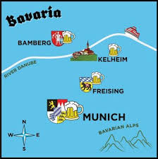 bamberg germany map munich and bamberg brewery tours the trip german