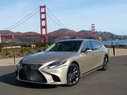 silver lexus lexus ls 500 deserves your attention toronto star