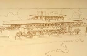 Frank Lloyd Wright Style The Prairie Style Frank Lloyd Wright Trust
