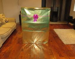 Walk In Play Kitchen by Surprise Giant Present Box Toy Big Unboxing Step 2 Grand Walk In