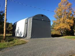 Portable Garages Canadian Made Fabric Shelters