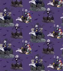 nightmare before christmas wrapping paper fancy idea nightmare before christmas fabric material uk panel