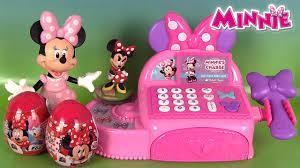 jeux de minnie cuisine minnie mouse caisse enregistreuse register oeufs