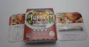 and flavor turkey brine turkey herb brining kit ip106 by and flavor ebay