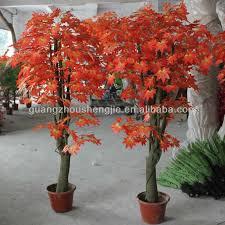 artificial maple tree artificial autumn tree artificial leaf