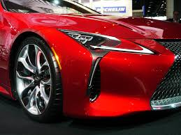 car lexus 2016 detroit 2016 lexus lc 500 in u0027production car looks like a concept