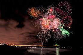 manhattan beach pier lighting 2017 manhattan beach holiday fireworks festival tips